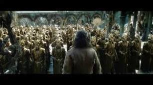 J-4 avant la sortie du hobbit