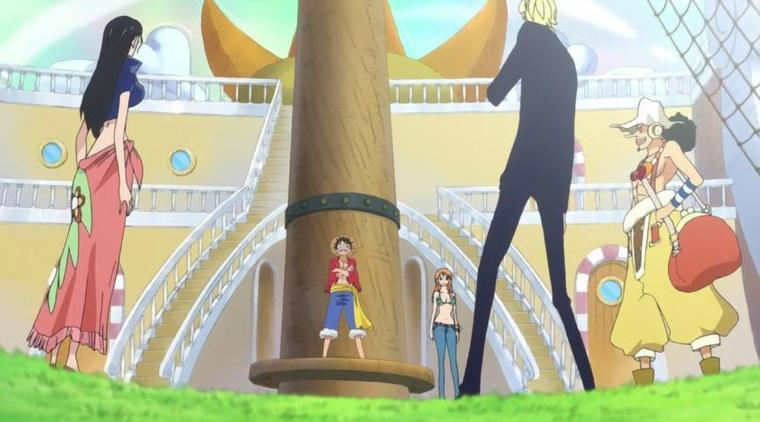Résumé de tout les Arc de One Piece !