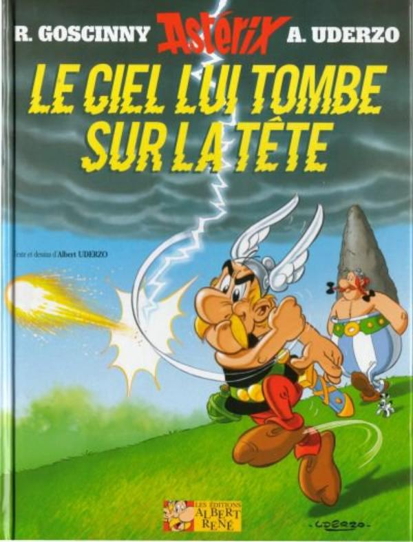 ASTÉRIX possession ALBUM NORMAUX 5