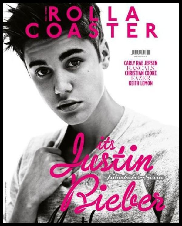 Des news sur le fabuleux Justin Bieber .