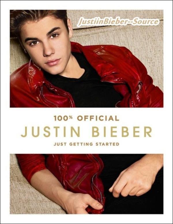 Justin crée un nouveau livre .