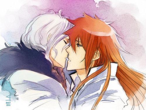 ☼ Tensa zangetsu x Ichigo ☼