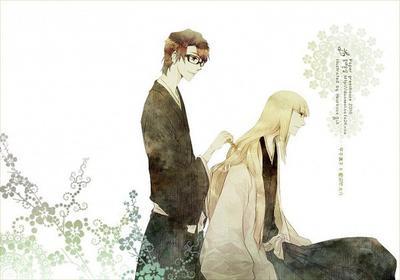 ☼ Shinji x Aizen ☼