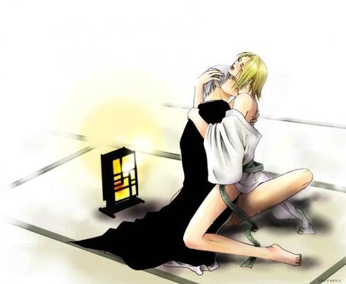 ☼ Gin x Kira ☼