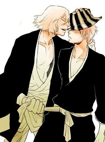 ☼ Uruhara x Ichigo ☼