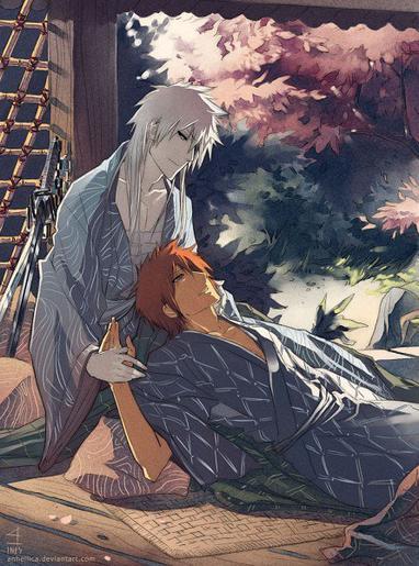 ☼ Shirosaki x Ichigo ☼