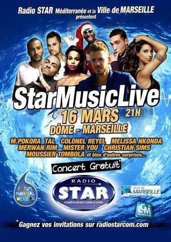 StarMusicLive !
