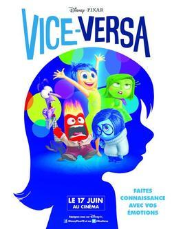 Vice Versa, Disney Pixar