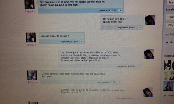FAKE LES FILLES ATTENTION !!!