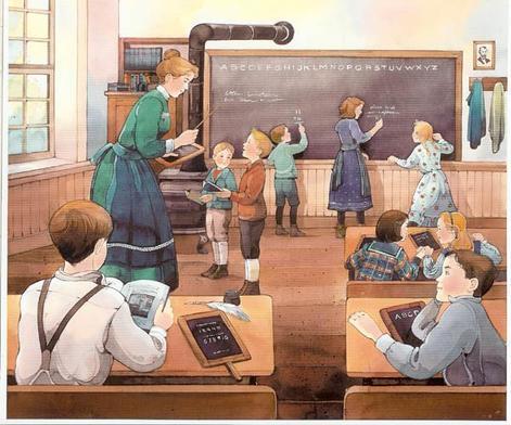 Je souhaite à tous les enfants une très belle rentrée des classes.