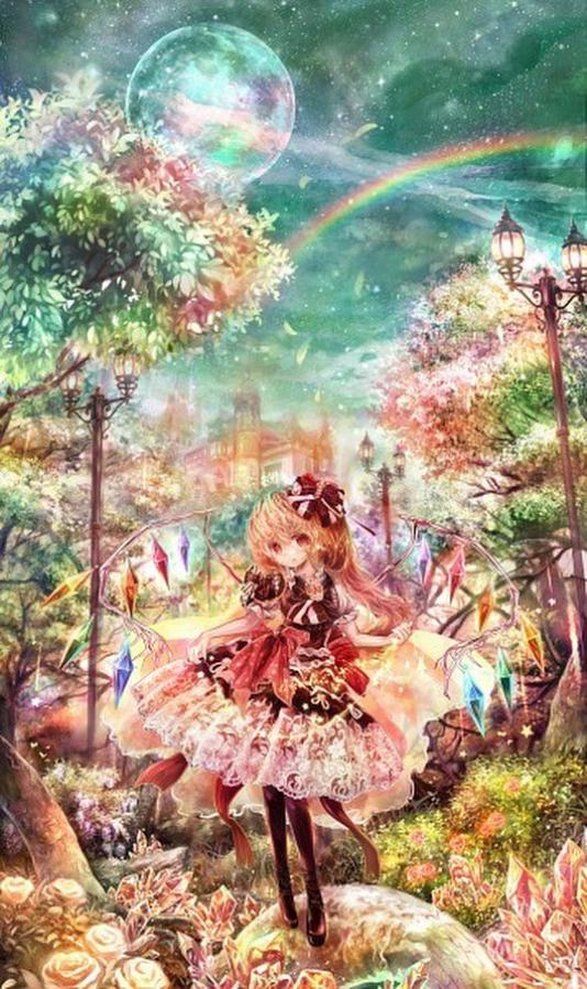 La jolie mélodie de l'automne.