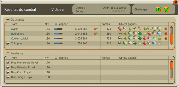 Capture Multi en guilde