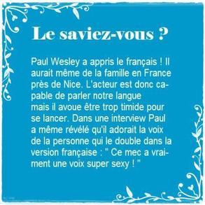 Paul Wesley / Stefan Salvatore: