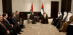 Actualité du 07/02/2018 (Visite officielle à Abu Dhabi) (jour 1)