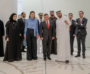 Actualité du 08/02/2018 (Visite officielle à Abu Dhabi) (Jour 2)