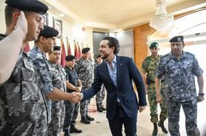 Actualité du 22/05/2018 (le prince héritier et la gendarmerie)