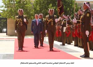 72ième fête de l'indépendance Jordanienne ! (1/4)
