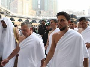 Actualité du 10/06/2018 (le roi, le prince héritier à La Mecque)