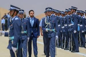 Actualité du 08/08/18 (le prince héritier et l'armée de l'air)