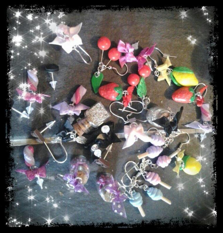 Lilie-la-Gourmande......Création de bijoux gourmands!!!