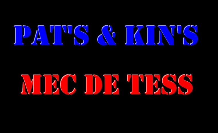 Mec de tess - Pat's & Kin's ( Instinct Paro ) (2012)