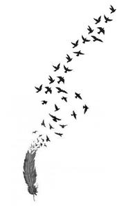 """Il y a des prisons qui ont des barreaux, de solides barreaux qu'on voit et qu'on peut scier. Et celles qui en ont d'invisibles qu'on ne peut saisir et secouer de rage, tandis que souriant on vous dit: """"Mais vous êtes libres, la porte est ouverte, vous pouvez sortir..."""""""
