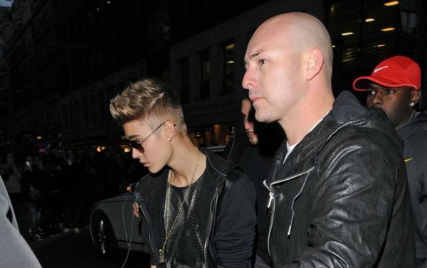 Justin Bieber viré d'une boîte de nuit