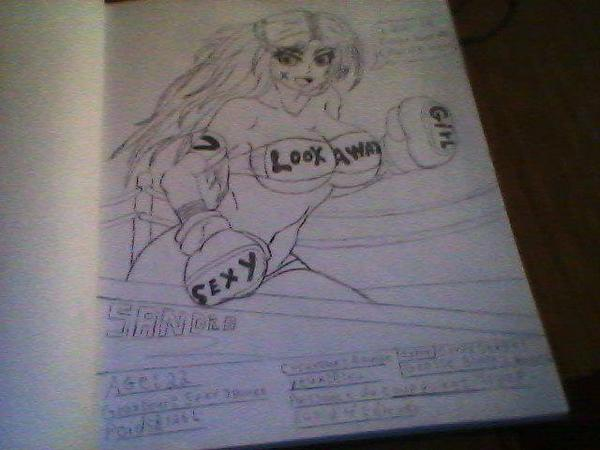 voici mes  oeuvre dessiner  de mes prope main