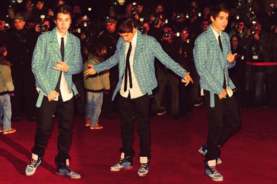 Justin au NRJ Music Awards ! ♥