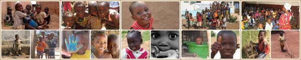 Les petits africains !