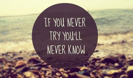 Try...