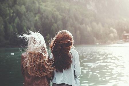 La véritable amitié...