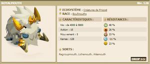 Frigost 1 / Le royalmouth.
