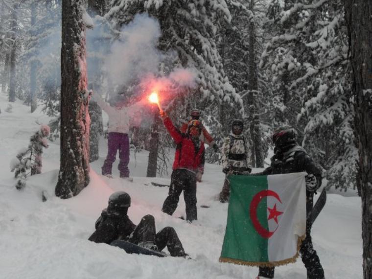 les algériens