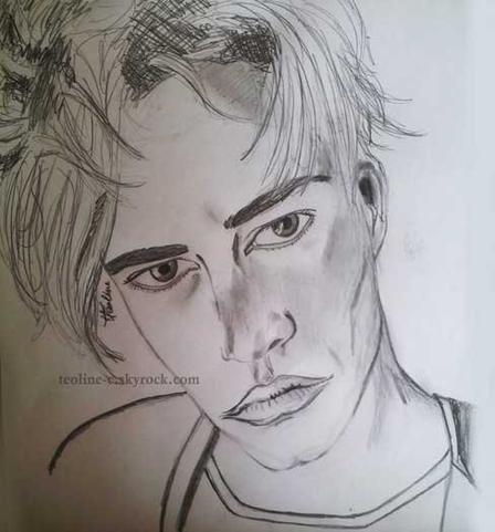 dessins d'Harrison Gilbertson portraits