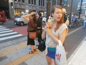 2012年9月11日 - Shopping à Shinjuku!