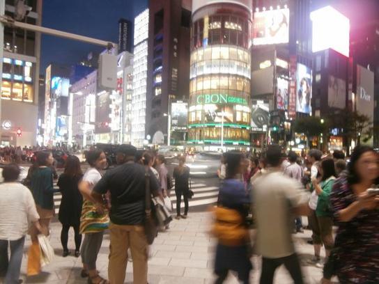 2012年10月6日 ~ 2012年10月7日 - Rencontre de Ayaka, restaurant à Ginza, et journée à Odaiba !