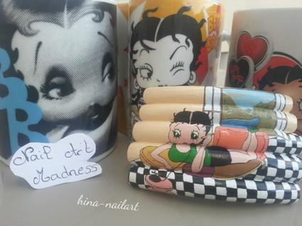 concours Betty Boop