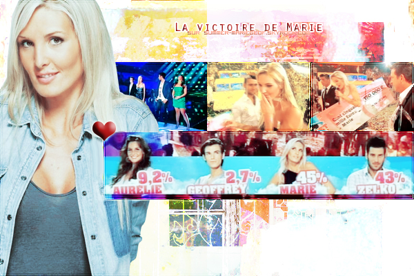 _____ → Marie gagne Secret Story 5 ! ___________ ✿ _____________________________  • Article 21