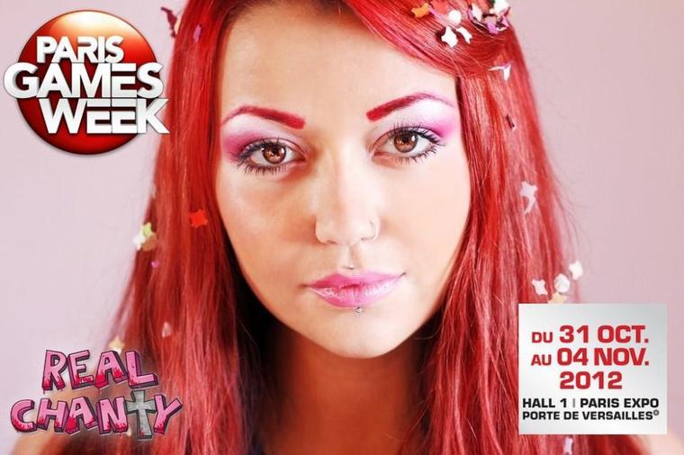 Rencontrez-moi au Paris Games Week le samedi 3 Novembre 2012