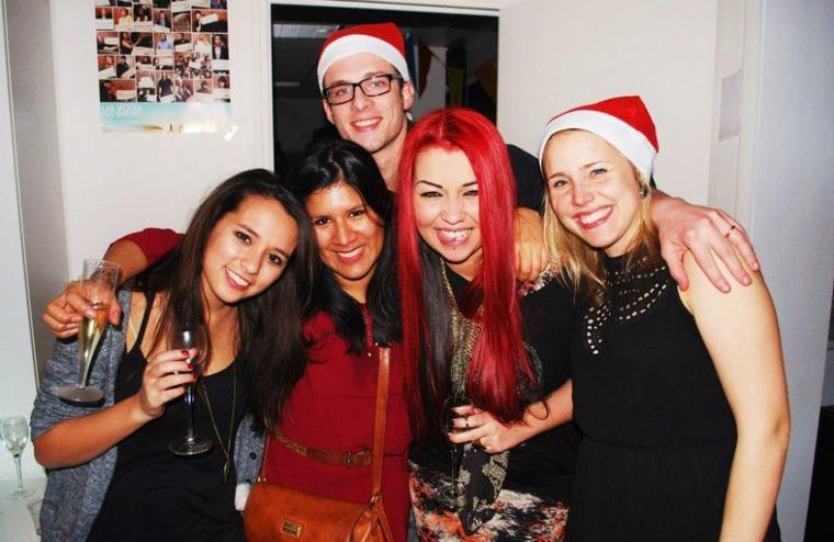 Photos de la soirée My Major Company !