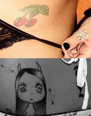 Mes Tatouages ! (Pour les curieux)