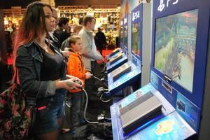 Paris Games Week 2013