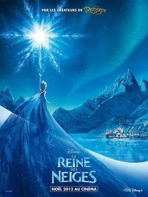 """2 places à gagner pour assister en avant-première au nouveau Disney """"La Reine des Neiges"""" avec moi !"""