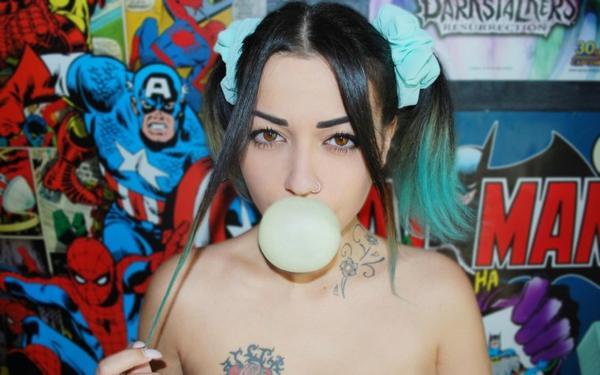 Et si on faisait un concours de bulles ?!  #showyourfreshfaces
