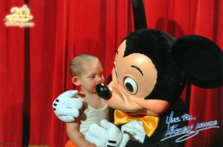 Paul & Mickey