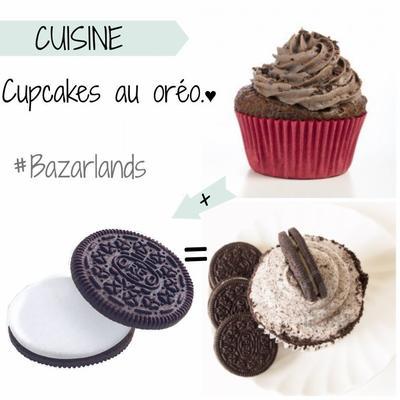 [cuisine n°1] : cupcakes aux oréos
