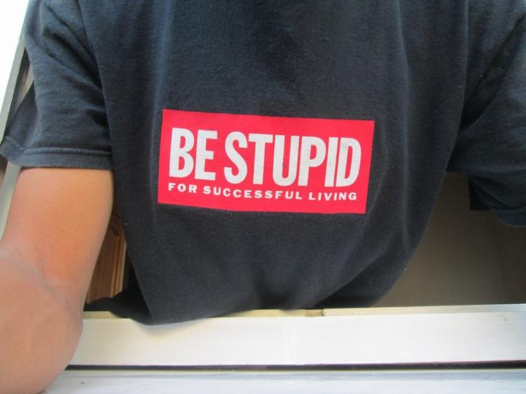 BESTUPID for successfull living <3 <3