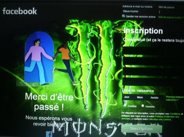 Mon nouveau style personnalisé de mon FB ^^