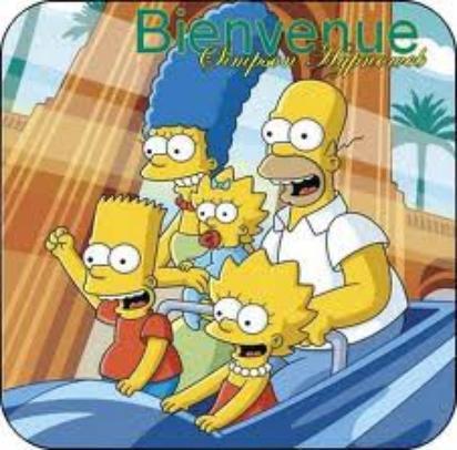 La famille simpson ! si vous les aimer kiffer !!